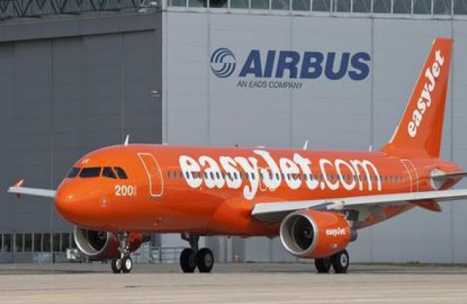 Темпы производства семейства самолетов Airbus A320 достигли 38 ВС в месяц