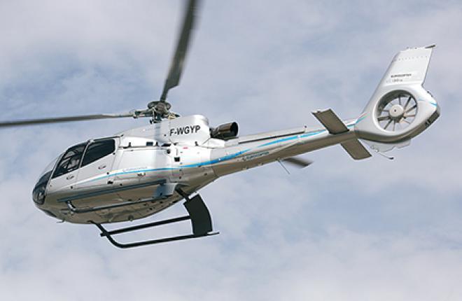 Впервые EC130 T2 прилетел в Россию год назад, в рамках выставки HeliRussia. сертификация этого типа по нормам АР МАК завершилась в ноябре прошлого года