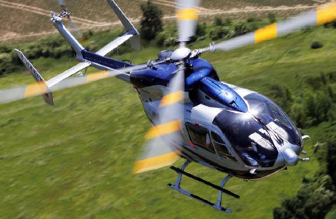 Eurocopter Kazakhstan приступает к сборке вертолетов EC145