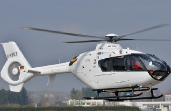 Выручка Eurocopter в I квартале 2012 г. составила 1,199 млрд евро
