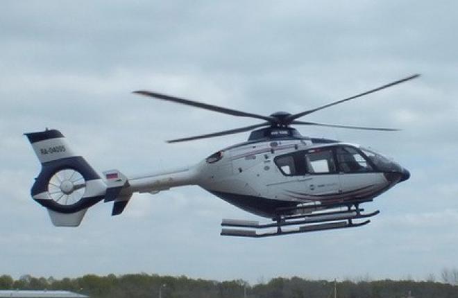 У вертолетов EC135 проверили датчики топлива