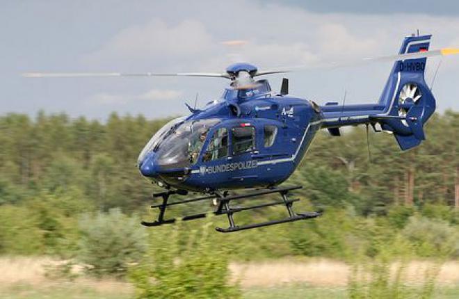 Airbus Helicopters заподозрили в модернизации вертолета EC135ого EC135
