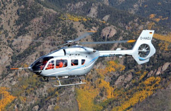 Выручка Eurocopter в 2012 году возросла на 15%