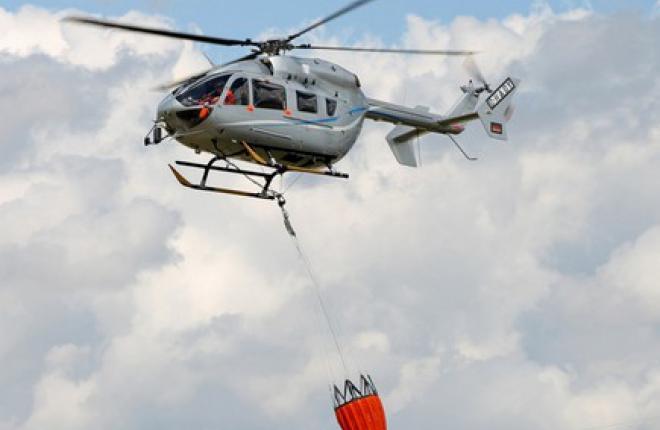 Airbus Helicopters сертифицировал вертолет EC145 с увеличенной грузоподъемностью