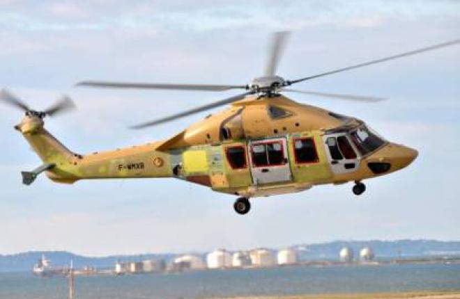 Сертификация вертолета Eurocopter EC175 отложена на полгода
