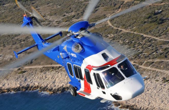 Демонстрационные полеты вертолета Eurocopter EC175 начались в США
