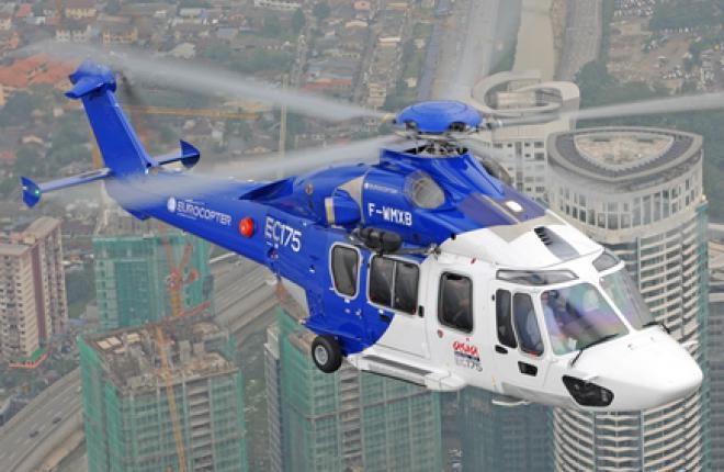 Airbus Helicopters поставил первые вертолеты EC175
