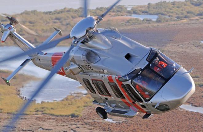 Вертолет EC175 испытают жарой и высокогорьем