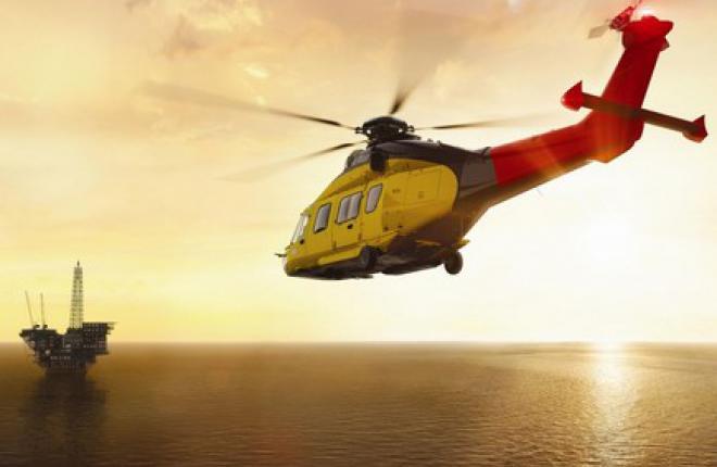 """Авиакомпания """"ЮТэйр"""" стала владельцем первого в России вертолета ЕС175"""