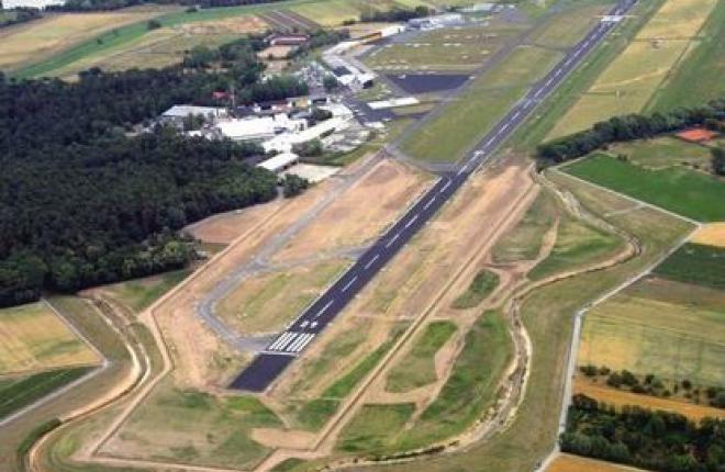 Аэродром Франкфурт Эгельсбах