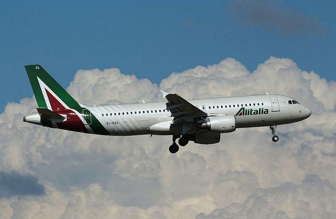 Alitalia отодвинула выход на рентабельность на 2019 год