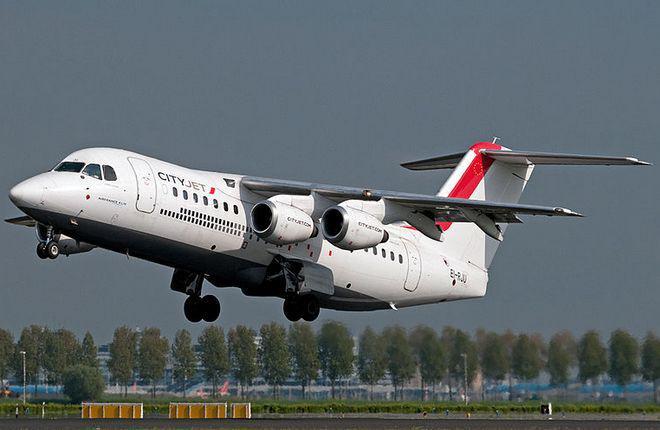 Европейский заказчик SSJ 100 сменил владельцев