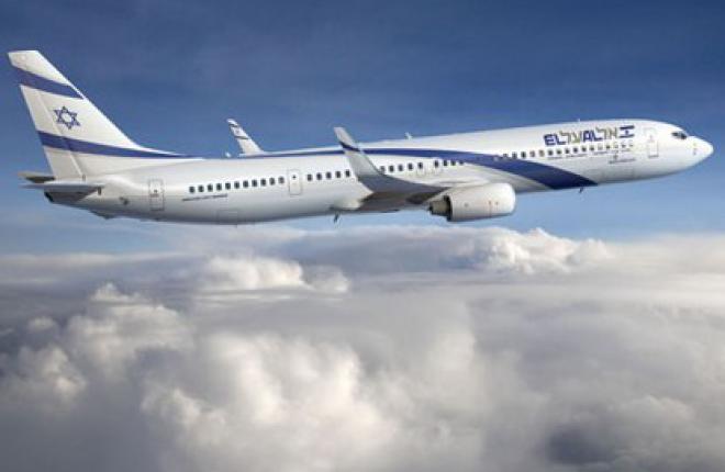 Авиакомпания El Al может связать Тель-Авив и Черкассы