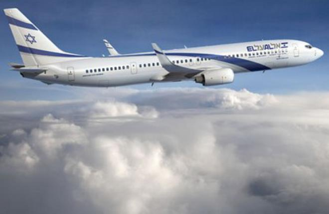Авиакомпания El Al получила два самолета Boeing 737-900ER