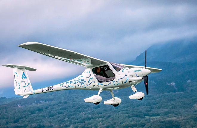 Двухместный Pipistrel Alpha Electro G2 серийно выпускается в Словении :: Pipistrel Aircraft