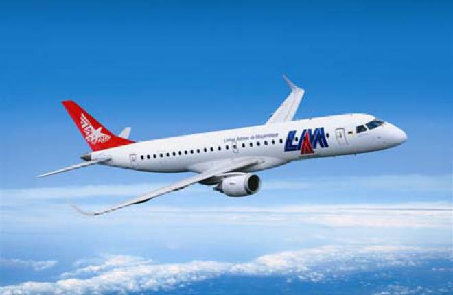 Потерпел катастрофу самолет E190 авиакомпании LAM