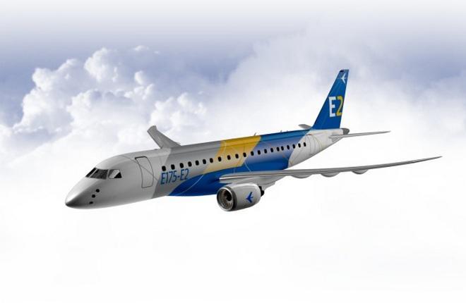 Американские пилоты задержали ввод в эксплуатацию Embraer E175 E-2