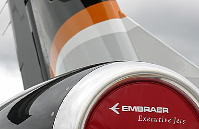 Embraer, Minsheng Financial Leasing Миньшэн
