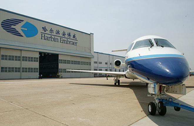 Embraer и AVIC расширяют сотрудничество
