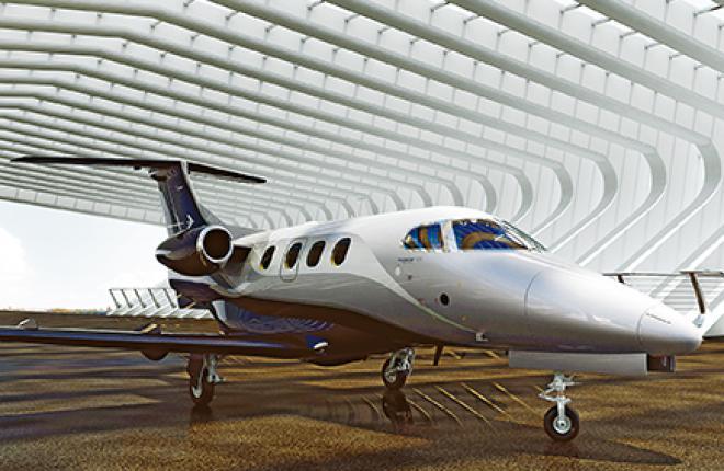 Embraer Phenom 100E: чемпион среди юниоров