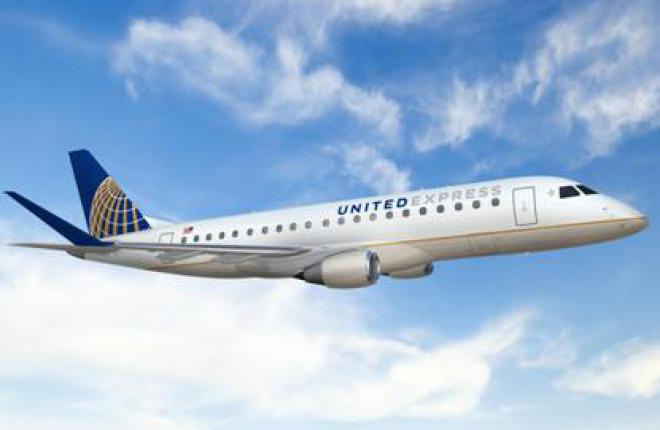 Авиакомпания United Airlines заказала 30 самолетов Embraer