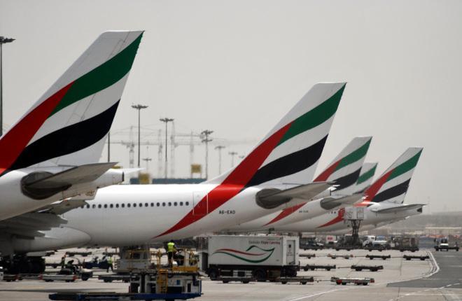 Самолеты авиакомпании Emirates