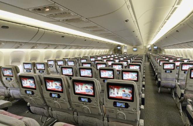 Авиакомпания Emirates поставит Boeing 777 на рейс Дубай-Санкт-Петербург