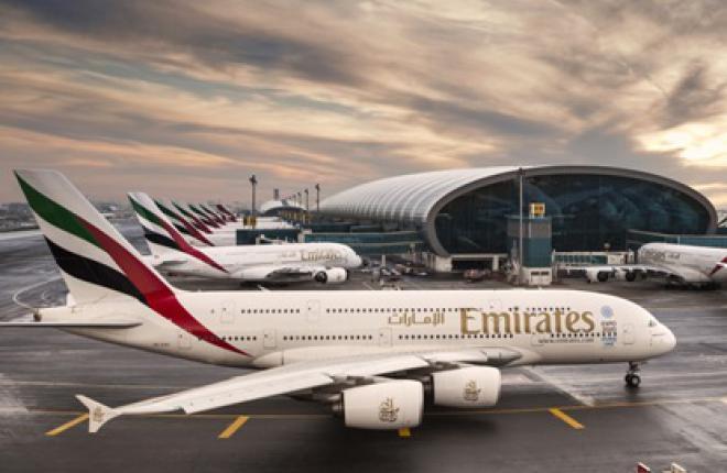 Чистая прибыль авиакомпании Emirates возросла на 52%