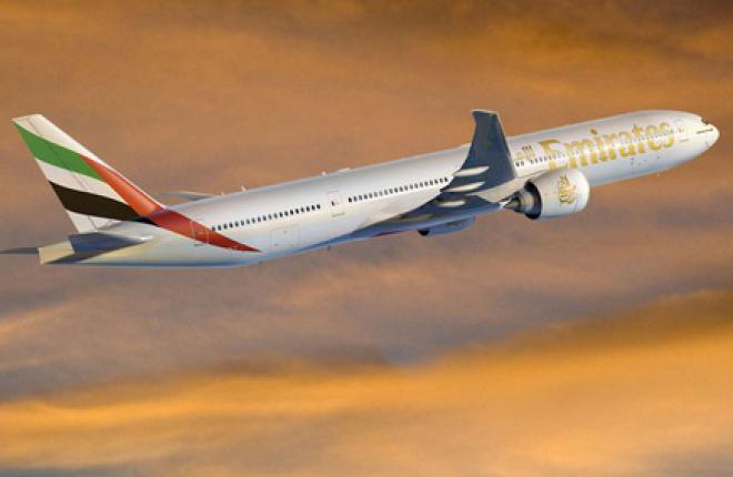 Авиакомпания Emirates заказала 30 Boeing 777-300ER