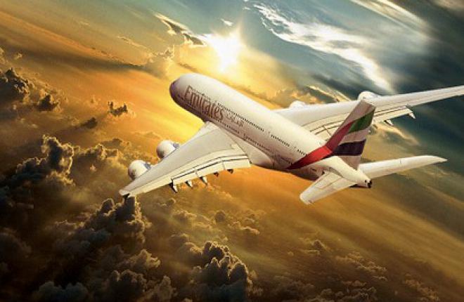 Авиакомпания Emirates пополнила флот двадцатым самолетом Airbus A380