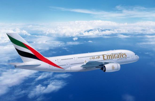 Авиакомпания Emirates получила доступ к восьми российским городам
