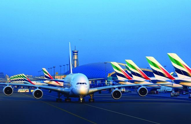 Авиакомпания Emirates приостановила эксплуатацию двадцати самолетов