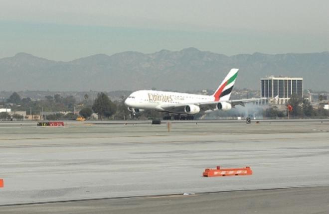 16-часовой регулярный рейс на самолете Airbus А380