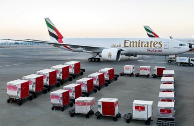 Авиакомпания Emirates SkyCargo пополнила воздушный флот
