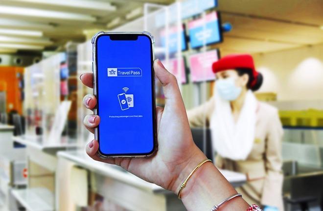 Дубайская Emirates первой подписала контракт с Международной ассоциацией воздушного транспорта (IATA) об использовании мобильного приложения IATA Travel Pass по всей своей глобальной маршрутной сети