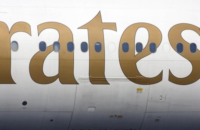 Чистая прибыль авиакомпании Emirates подросла на 2%