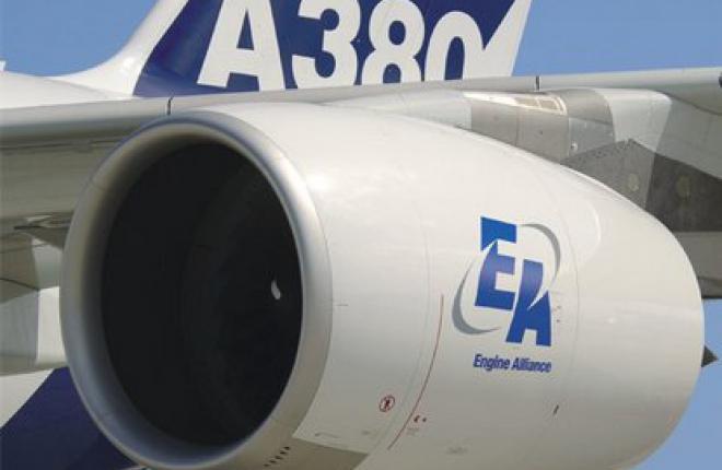 """Авиакомпания """"Трансаэро"""" выбрала двигатели для своих  Airbus A380"""
