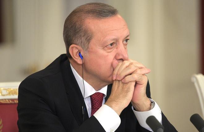 Президент Турции призвал к открытому небу с Россией