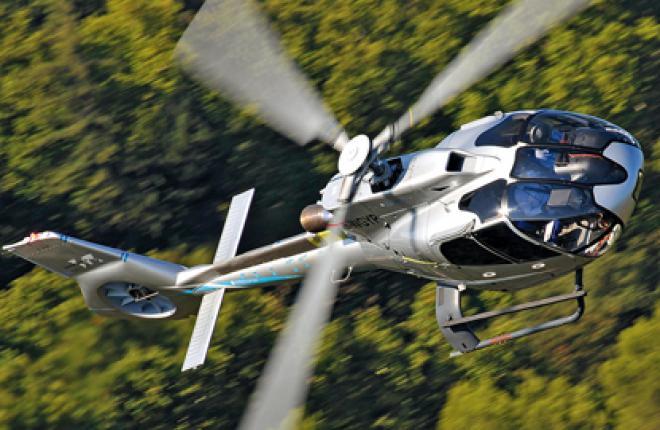 EC130 T2 дебютирует в России