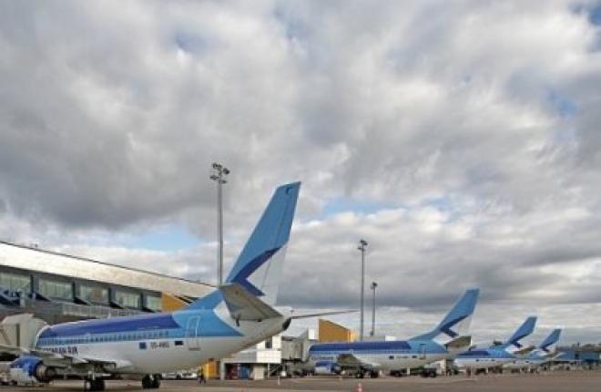Рост пассажиропотока Estonian Air в январе-феврале 2012 г. составил 11,5%