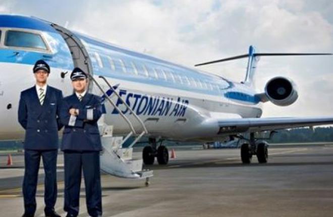 Литовская авиакомпания Air Lituanica поссорилась с эстонским авиаперевозчиком Es