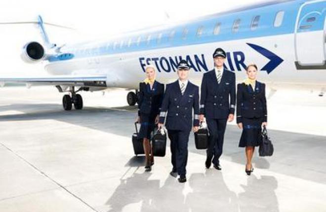 Авиакомпания Estonian Air весной откроет новые рейсы в Финляндию и Грузию