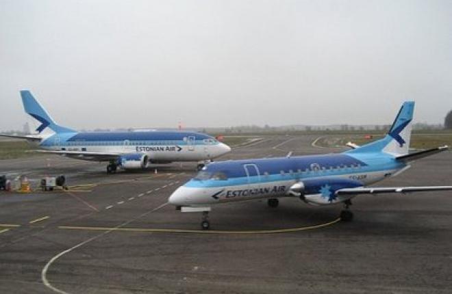 Эстонская авиакомпания Estonian Air вводит дополнительные рейсы в Париж