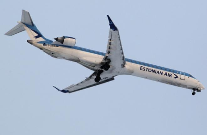 Авиакомпания Estonian Air объявила о своем закрытии
