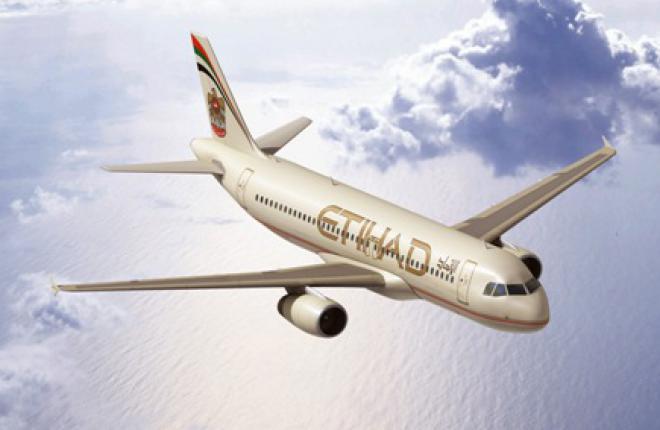 Авиакомпания Etihad Airways увеличивает количество рейсов между Абу-Даби и Москв