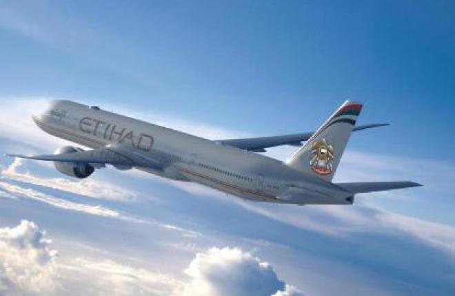 Авиакомпания Etihad Airways расширяет квазиальянс