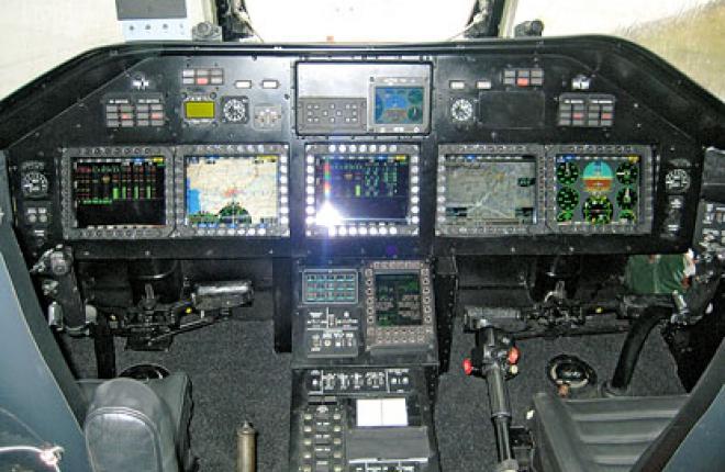 Оценить работу EuroNav RN6CМ можно на борту Ми-26Т2