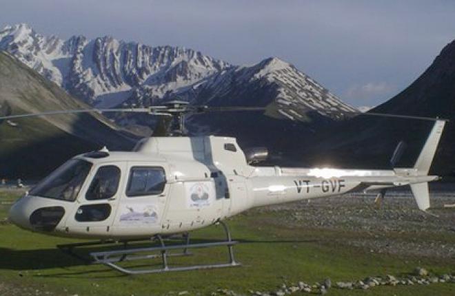 Eurocopter подписал меморандум с индийским конгломератом Mahindra Group