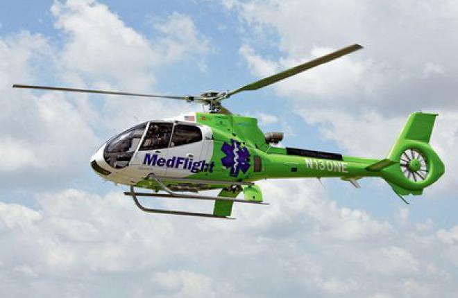 Восстановление мирового рынка гражданских вертолетов