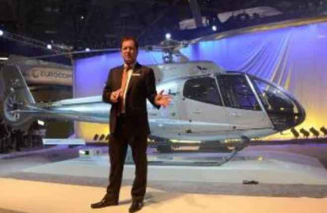 Eurocopter представил новый вертолет EC130 T2